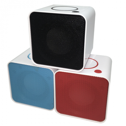 best promotional items to give away - bluetooth speakers