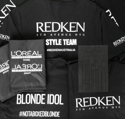 Redken branded items made by Good Things