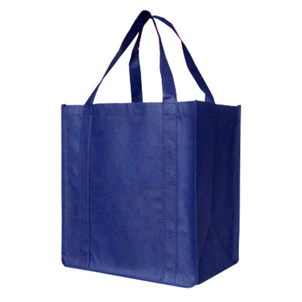 Tote Bag Class of 2019 Navy Blue Shopping Bag
