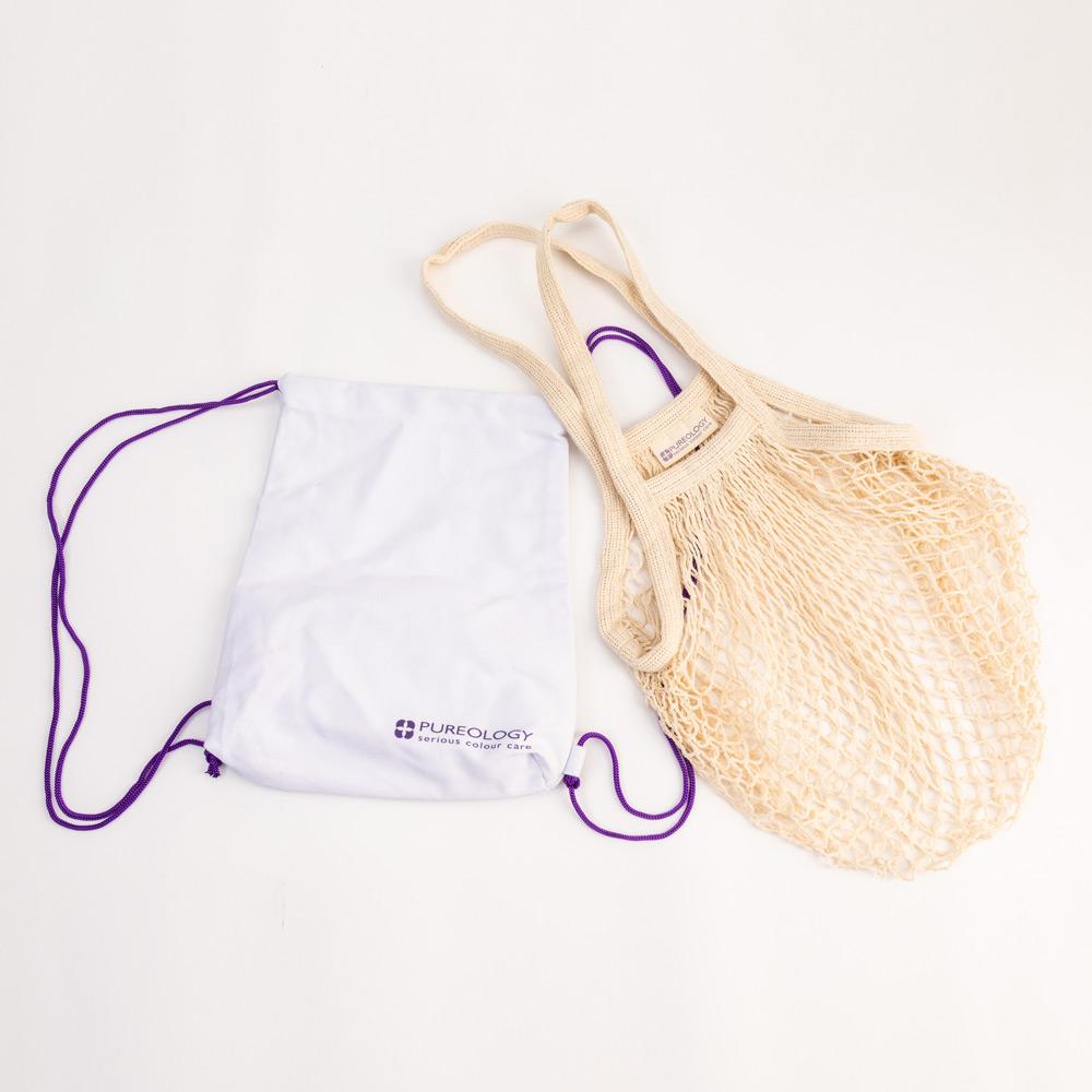 Pureology backsack and tote