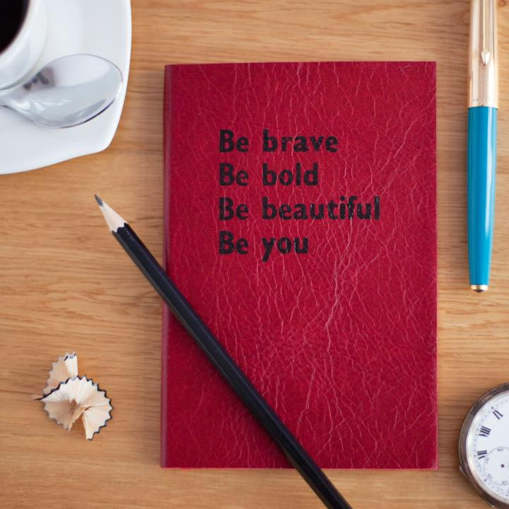 branded product marketing campaign - quote book